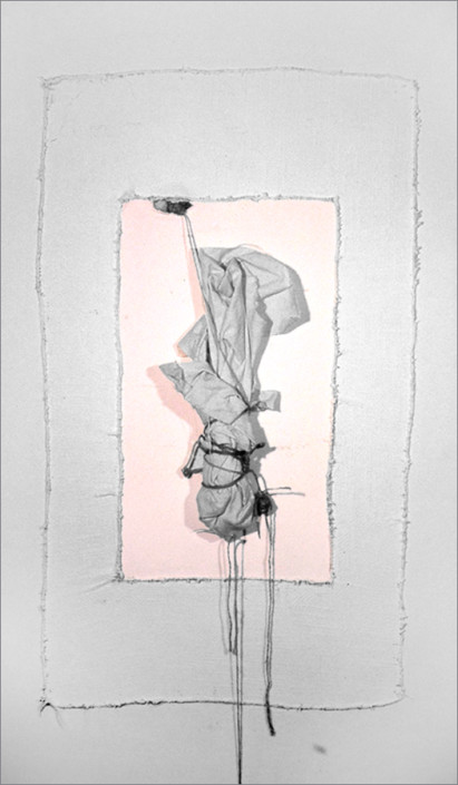 "Hochhauser | ""P143 White and Pink"" 