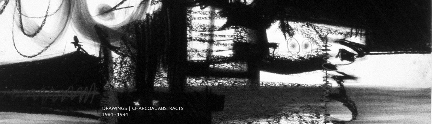 charcoal-abstracts